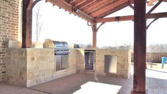Flower Mound Outdoor Living Area Expansion