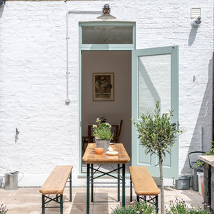 Food writer Mina Holland's first home in south London