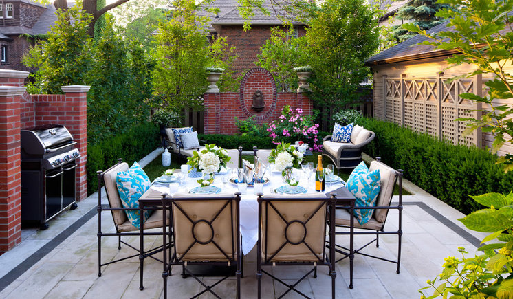 Traditional Patio by Turn-Key Projects