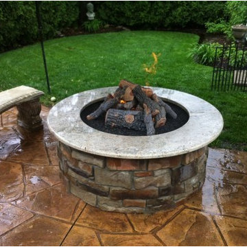 Frankfort Fire Pit