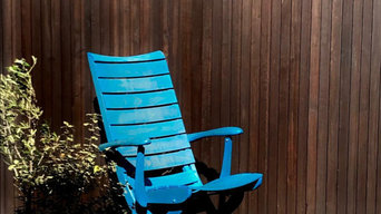Fremantle - Outdoor Timber Screen
