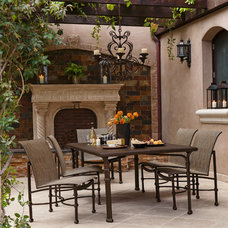 Traditional Patio by Sheffield Furniture & Interiors