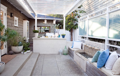 Plan Your Patio at Summer's End? Yes!