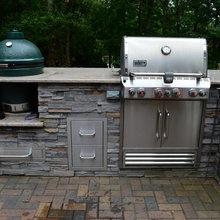 Lewis Outdoor Kitchen Inspirations
