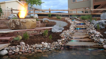 Fuecht 2016 Water Feature Fire Feature
