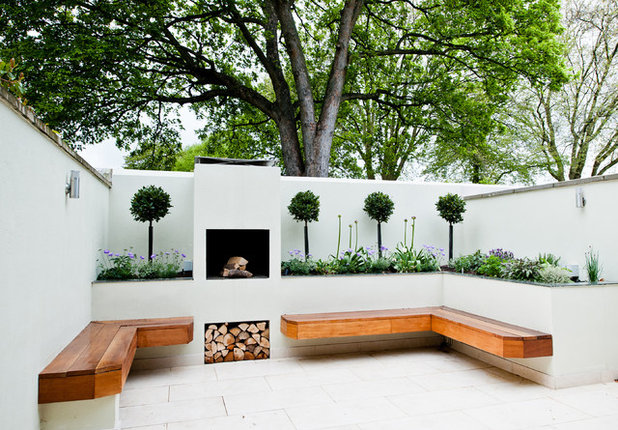 Low Maintenance Garden Design ideas for low maintenance garden low maintenance garden low maintenance garden design ideas mehmetcetinsozler com Contemporary Landscape By Richmond Bell Architects Ltd