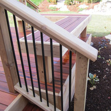 Patio by JWS Woodworking and Design Inc.