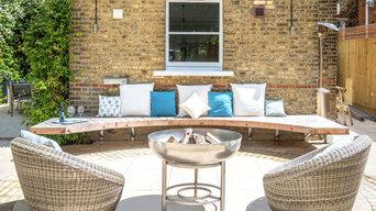 Garden Design, Alleyn Road Dulwich