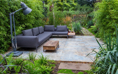 Garden Tour: A Shady City Plot Transformed With Lush Foliage