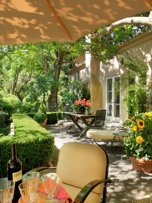 Courtyard landscape ideas, pictures, remodel and decor