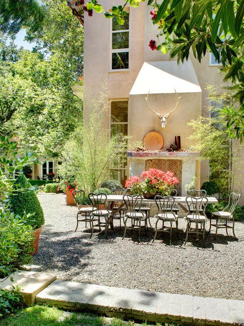 Eclectic Courtyard Patio Photo In Sacramento