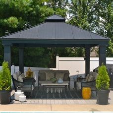 Contemporary Patio Gazebo