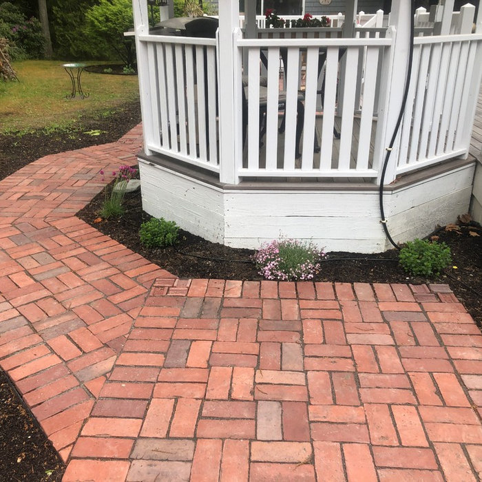 Gazebo Pavers