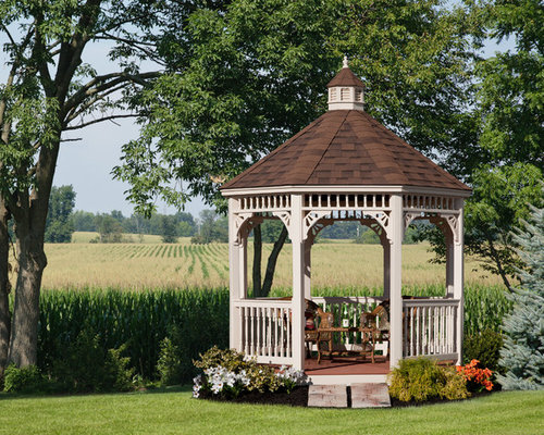 Victorian Outdoor Design Ideas Renovations Amp Photos With