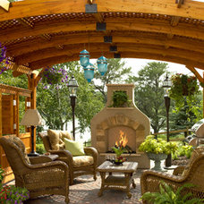 Traditional Patio Gazebos