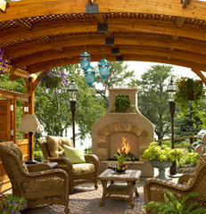 contemporary gazebos Contemporary Gazebos