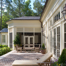 Traditional Patio by Historical Concepts