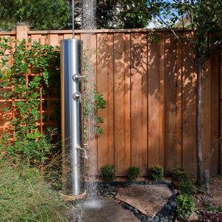 Idee per un patio o portico industriale