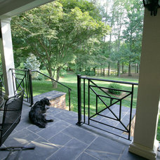 Traditional Patio by 2SL Design Build Inc