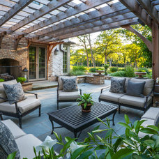 Traditional Patio by The Garden Consultants, Inc.