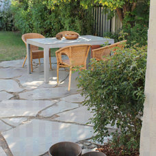 Midcentury Patio by Madison Modern Home