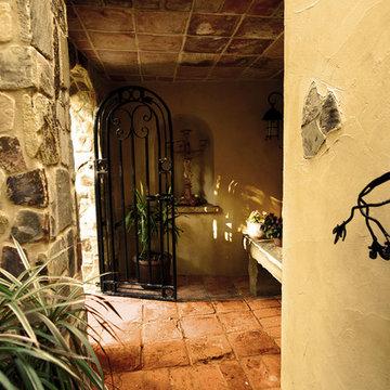 Glimpses of Positano