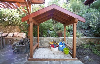 Sift Through 8 Stylish Sandboxes