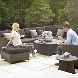 New outdoor furniture for 2013 - Gloster