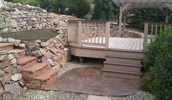 Golden Backyard Renovation