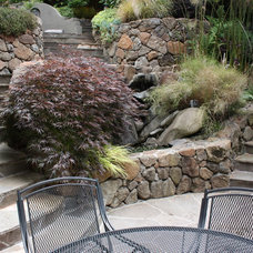 Traditional Patio by Goodman Landscape Design