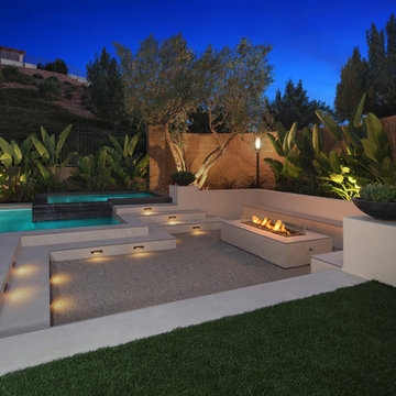 Gorgeous Outdoor Living Area & Pool