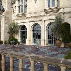 Traditional Patio by Margie Grace - Grace Design Associates