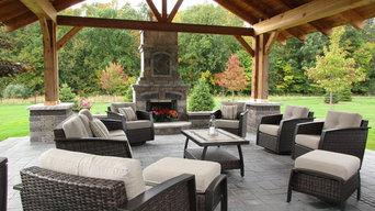 Grafton Outdoor Room