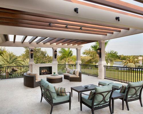 Mediterranean Home Design Photos Decor Ideas In Miami