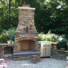 Traditional Fire Pits by Signature Outdoor Concepts