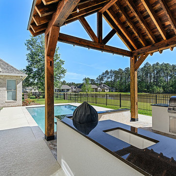 Grande Maison in Mandeville, Louisiana