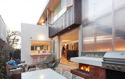 Houzz Tour: A Compact Bungalow Makes Room for Growing Kids