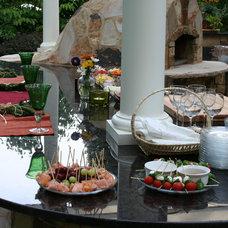 Kitchen by Legacy Landscapes, Inc.