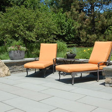Contemporary Patio by Paul Maue Associates Landscape Architects