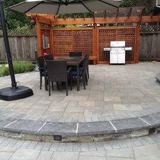Traditional Patio by Jovak Landscape & Design Ltd.