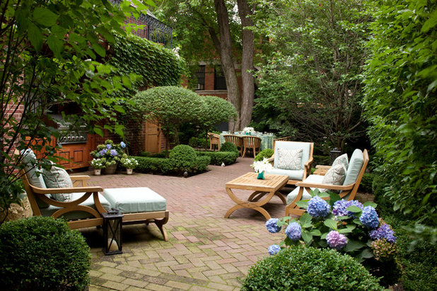 Traditional Patio by Atchison Architectural Interiors, LLC
