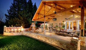Green Residence Outdoor Bar