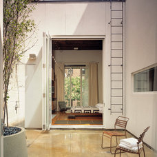 Modern Patio by Melander Architects, Inc.