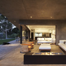 modern porch by Griffin Enright Architects