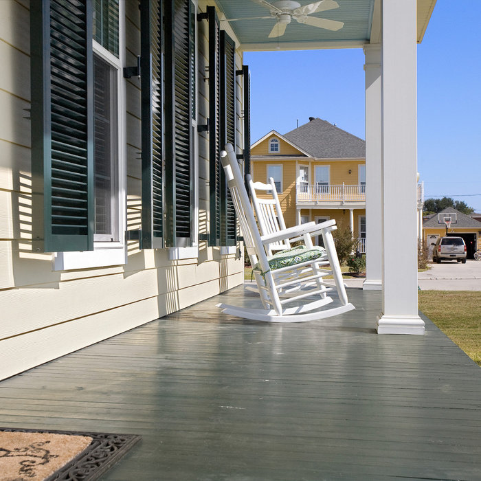 Patios, Porches, & Backyards