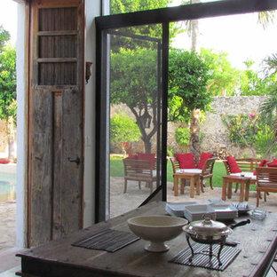 Hacienda Style Colonial House in Merida, Mexico