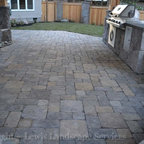 Paver Patio Venetian Stone Pavers By Pavestone