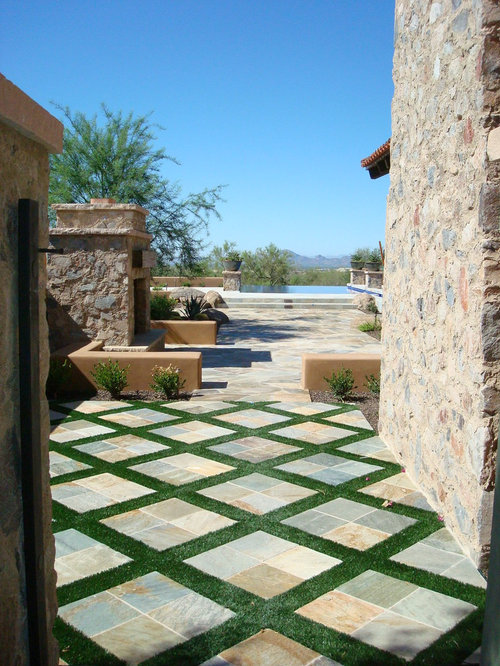 Best Grass Between Pavers Design Ideas Remodel Pictures
