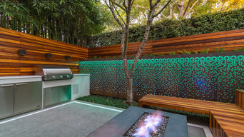 Hammond Residence-Backyard Remodel-West Hollywood, CA