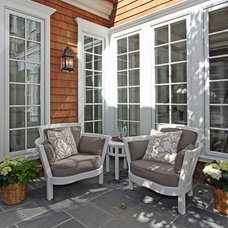 Traditional Patio by RS Myers Company